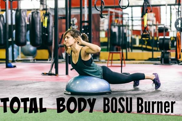 Total body bosu