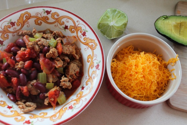 Turkey chili 1 of 1