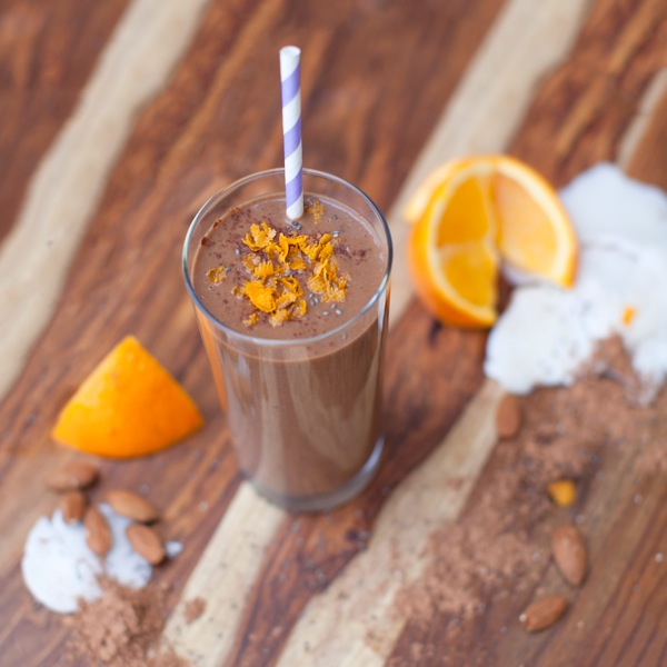 Mexican Choc Smoothie