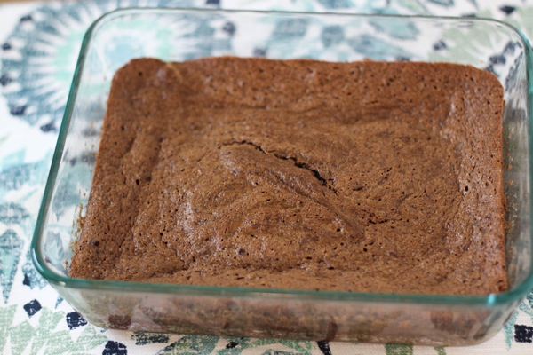 Almond butter brownies  1 of 1