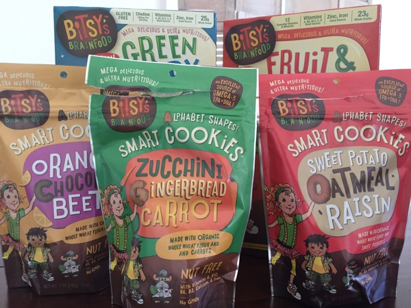 Bitsys brain food snacks