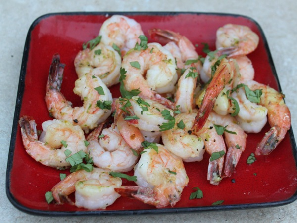 Cilantro lime shrimp  1 of 1