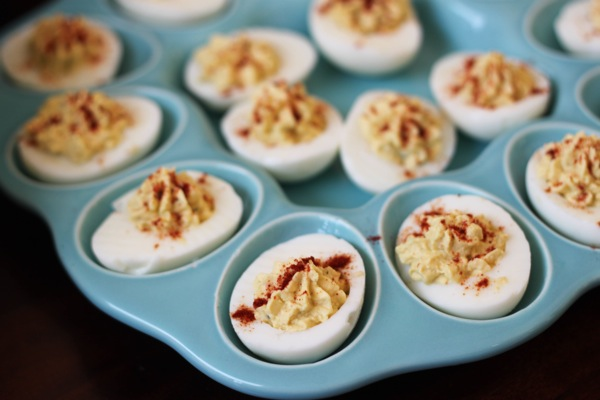 Deviled eggs  1 of 1