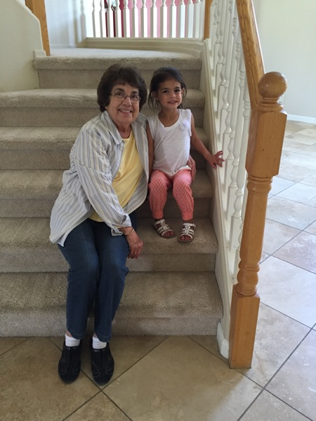 Nana and livi