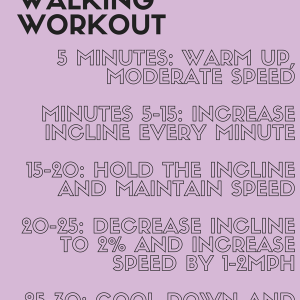 """Work It"" Walking Workout"
