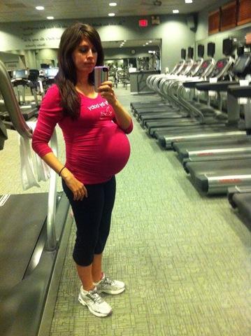 Belly40weeks