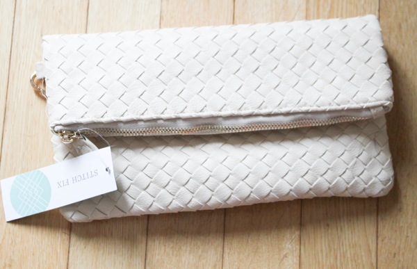 Clutch from Stitch Fix