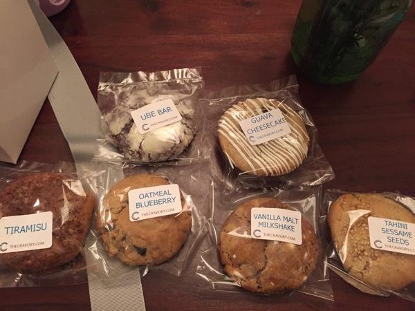 Cravory cookies