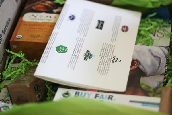 Fair trade gift  1 of 1