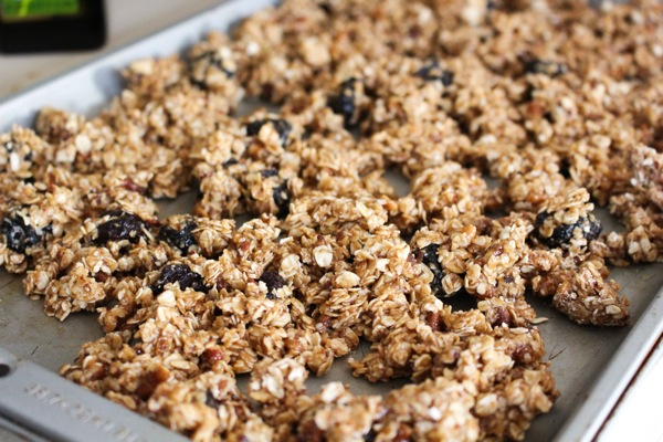 Peanut butter cookie granola  1 of 1 3