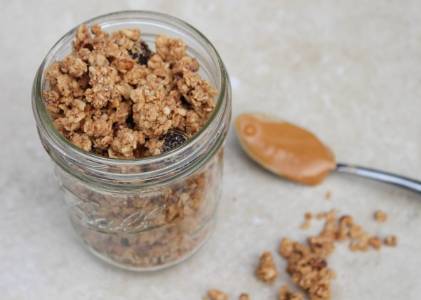 Peanut butter cookie granola  1 of 1