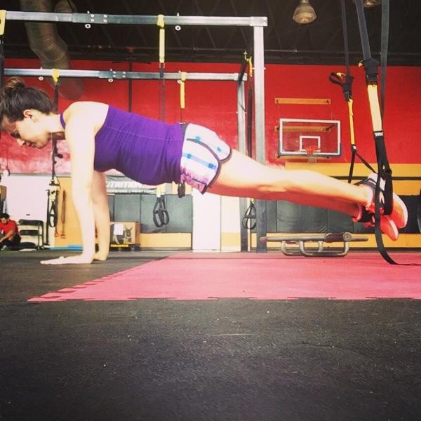 Preg plank