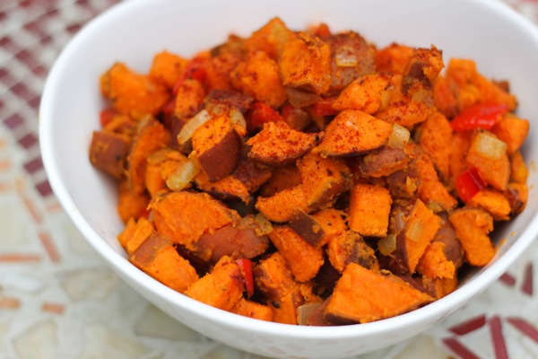 Sweet potato hash  1 of 1 2