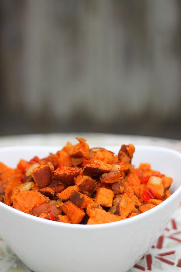 Sweet potato hash  1 of 1 3