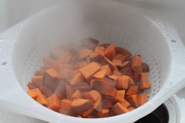 Sweet potato hash  1 of 1