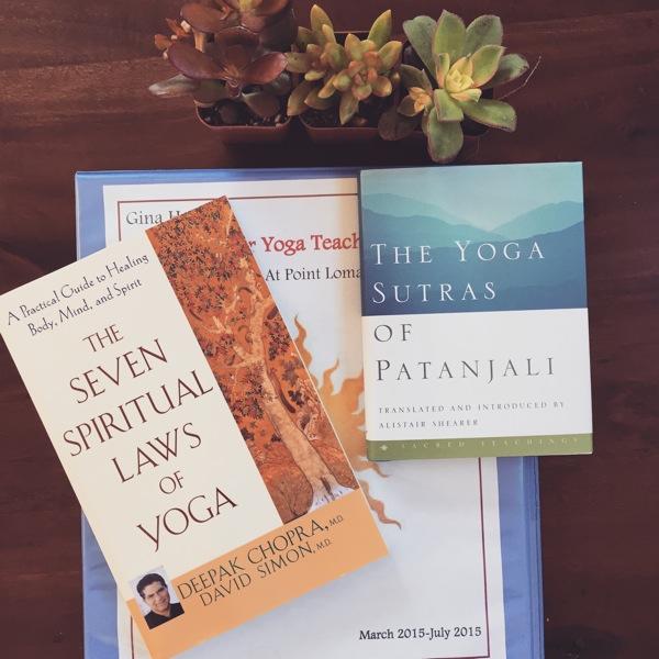 Yoga reads