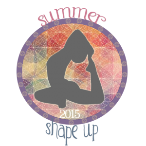 Summer Shape Up 2015: Intro post + Week 1 workouts and meal ideas