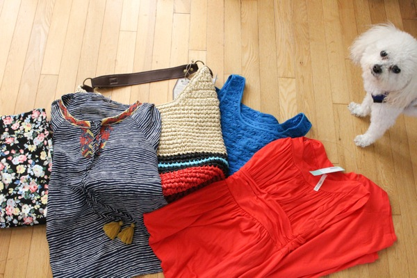 Stitch Fix for vacation