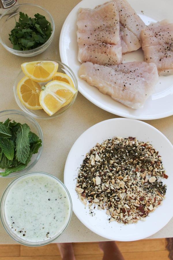 Blue apron dukkah crusted catfish 1 of 1 4
