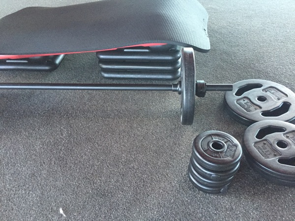 Bodypump weights