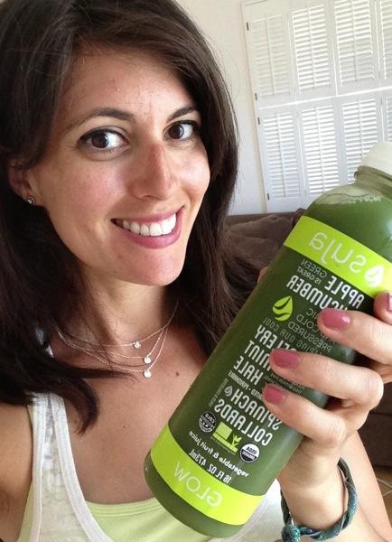 Suja Glow juice
