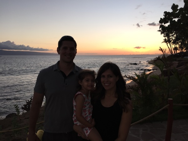 Fam in hawaii