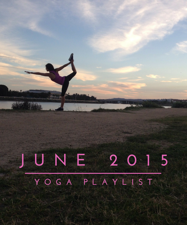 June yoga playlist