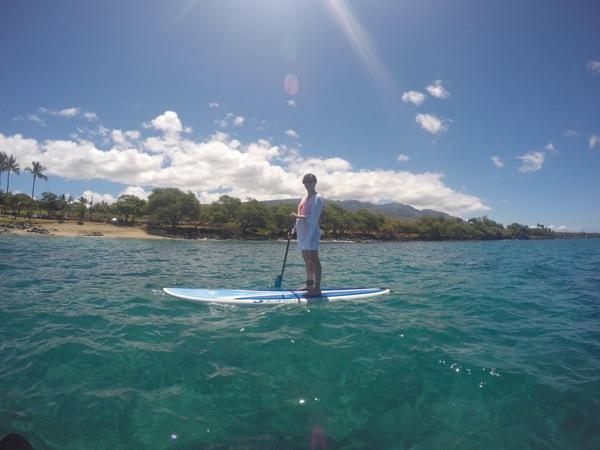 Paddleboarding  1 of 1
