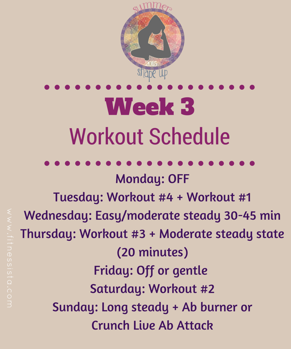 Ssu2015 week 3 workouts