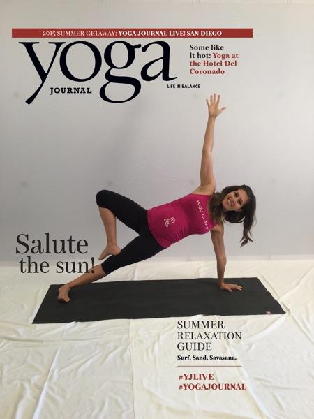 Yoga journal sd