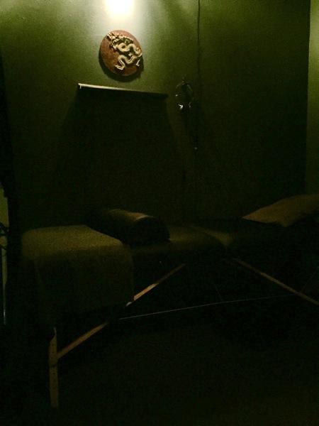Acu room