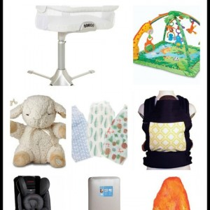 Baby registry must-haves and everything we're glad we saved for baby #2! www.fitnessista.com