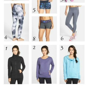 best fitness deals from nordstrom