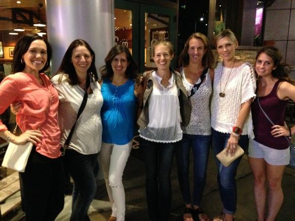 Blog friends at IDEA
