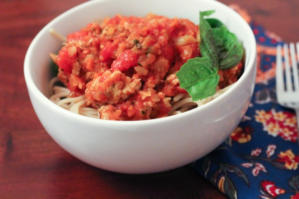 Bolognese sauce  1 of 1 2