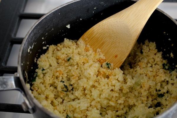 Cauliflower rice  1 of 1