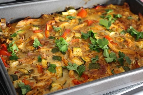 Paleo enchilada bake  1 of 1