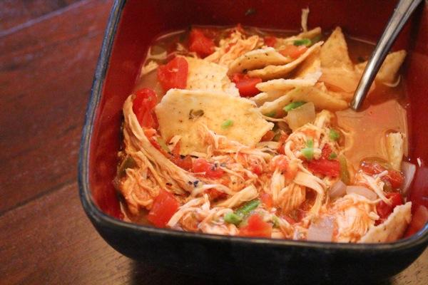 Tortilla soup  1 of 1