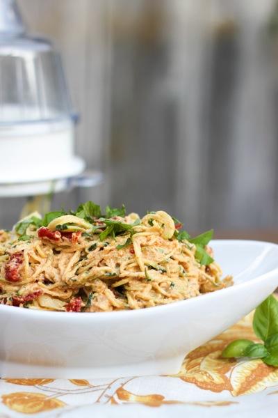 Zucchini pasta salad  1 of 1