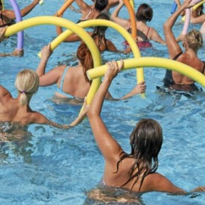 Focus On: Water Aerobics