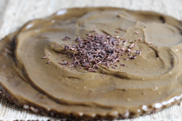 Avocado chocolate mousse pie  1 of 1 2