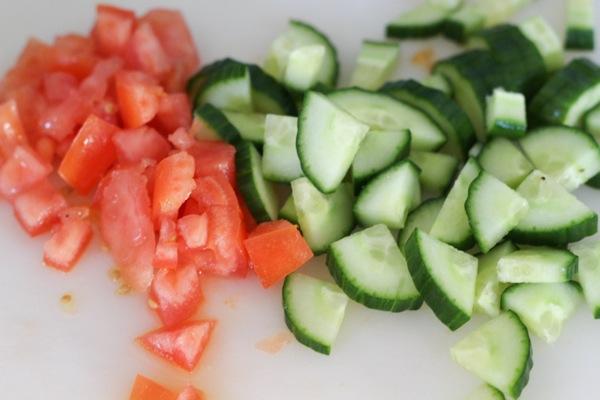 Chopped veg  1 of 1