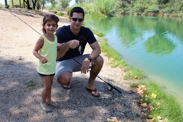 Fishing w dad  1 of 1 2