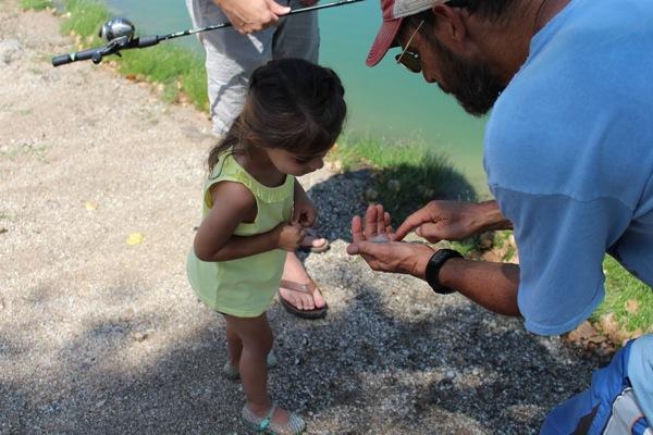 Fishing w dad  1 of 1 3