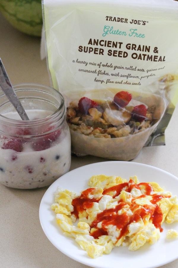 Grain and seed oatmeal 1 of 1