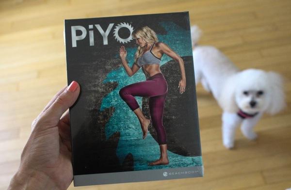 PiYo DVD