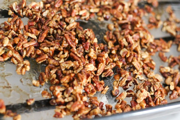Candied pecans 1 of 1