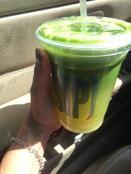 Green juicin