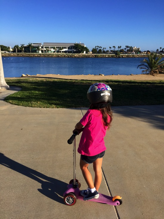 Livi scootering