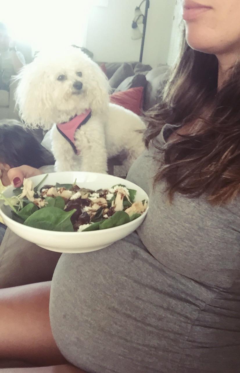 Preg salad